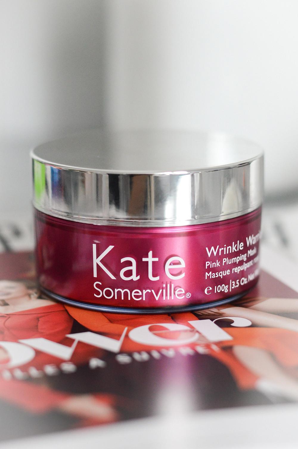 Pink Plumping Mask - Kate Somerville