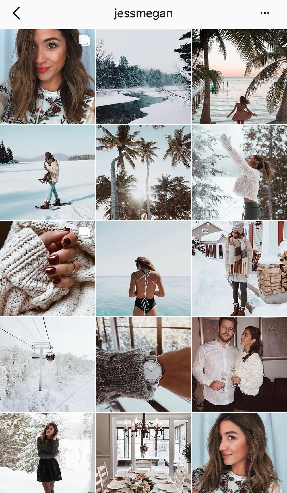 jessmegan sur Instagram