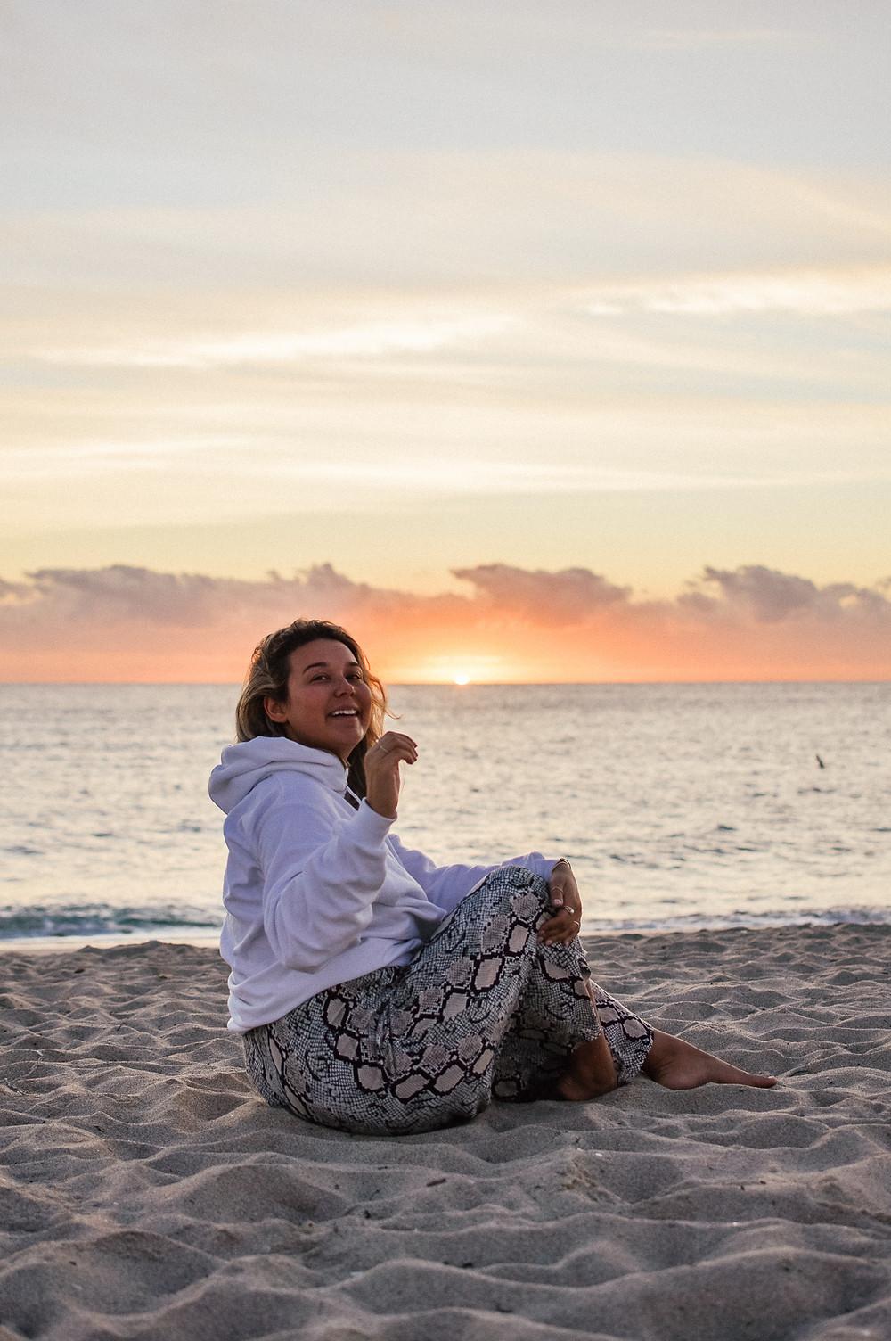 Plage, pourquoi voyager, réserver avec agent de voyage, miami beach, Flo&Confettis