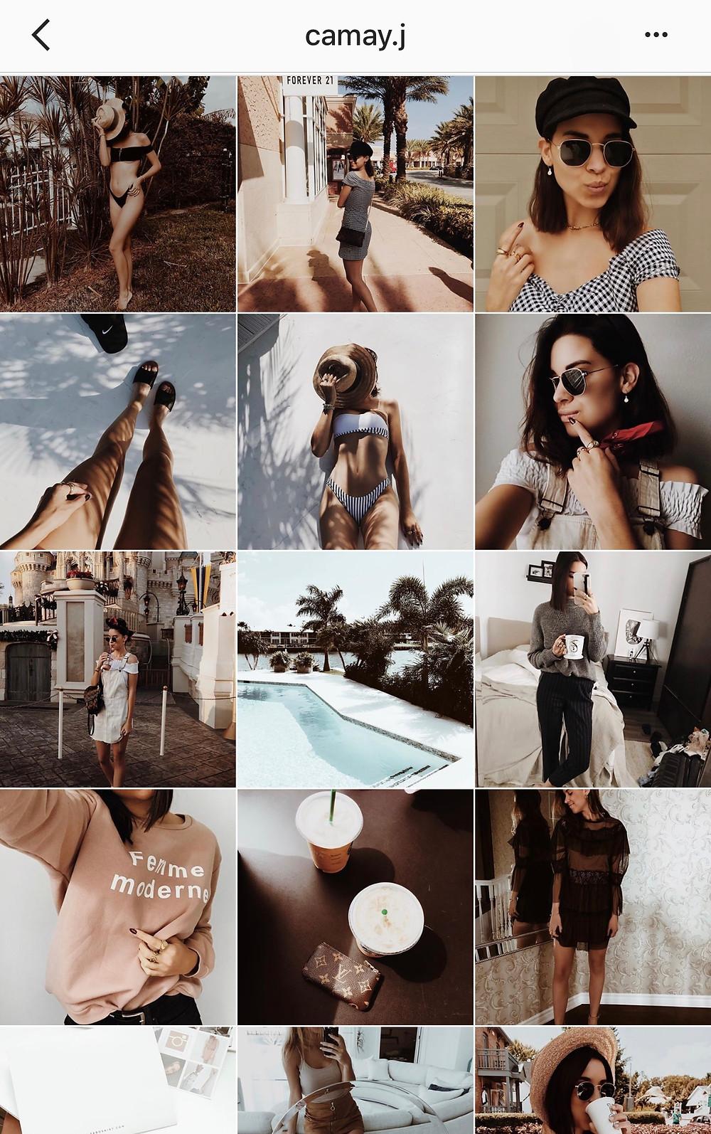 Camay.j sur Instagram