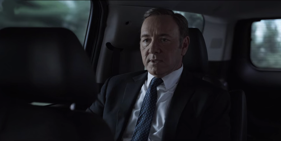 HOUSE OF CARDS: COMPOSITING