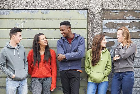 Teenagers in Urban Environment.jpg
