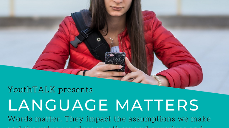 Language Matters Webinar