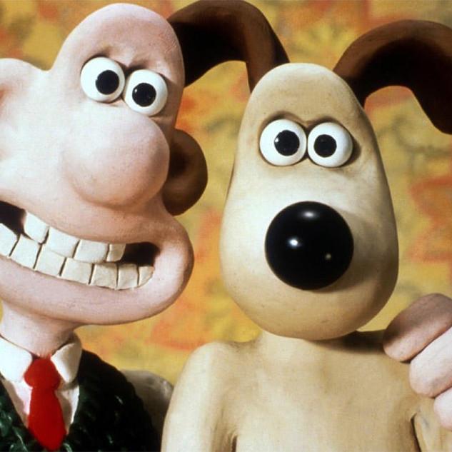 Wallace et Gromit-Coeur à modeler