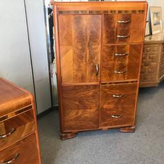 art deco drawers bedroom