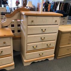 handpainted drawers