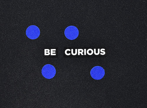 Be Curious Patch Set