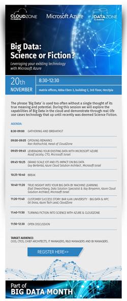 Microsoft Azure - Big Data
