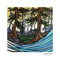 Between the Cedars