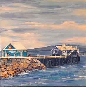 Sidney Wharf