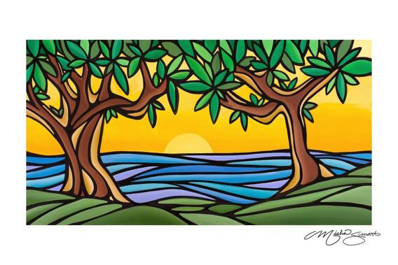Arbutus Trees