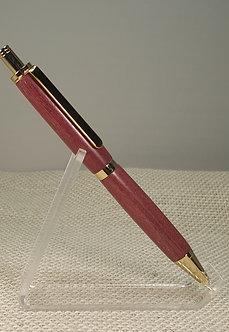 Wood Click Pen