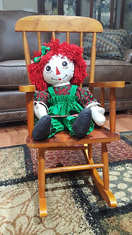 Raggedy Ann - Medium