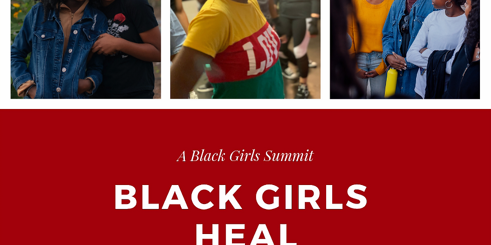 Let's Talk Black: A Black Girl Summit