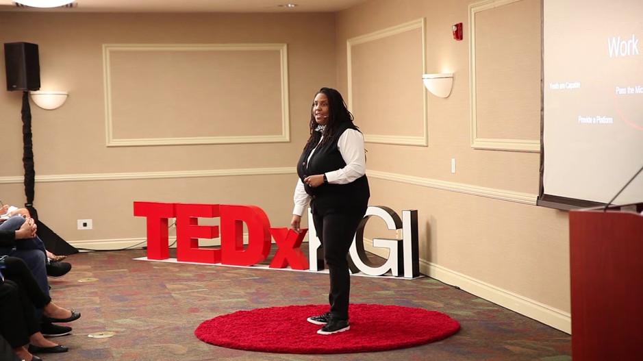 TedTalk Critical Mentoring