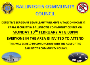 Ballintotis Community Council