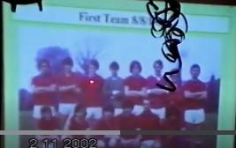 Ballintotas Soccer Club Celebrating 21 years at the Two Mile Inn Midleton 2002