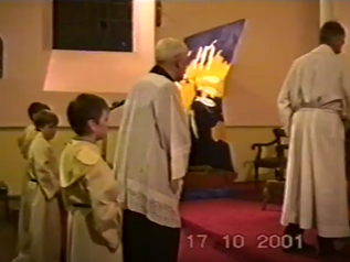 Mission Alive at Ballintotas Church in 2001