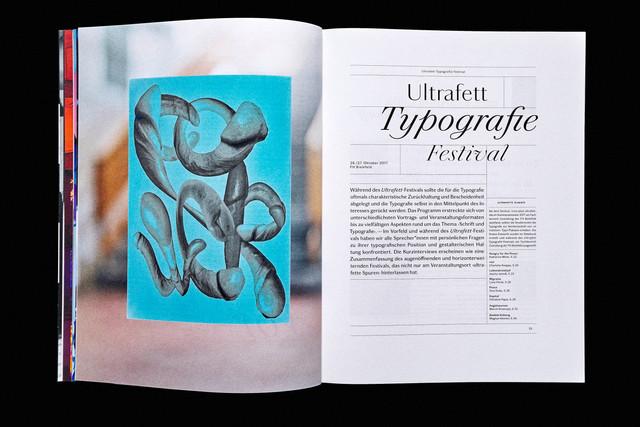 ultrafett typografie festival