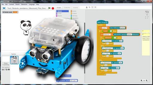programmare robot