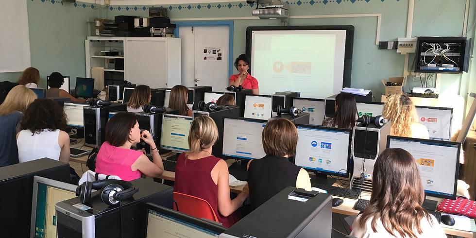 Workshop corsi: Le Tecnologie e la Robotica nella progettazione didattica