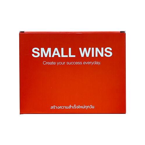 การ์ดชุด สร้างวินัยทุกวัน (Daily Small Win)