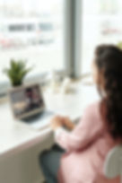 woman-using-her-laptop-on-video-call-403