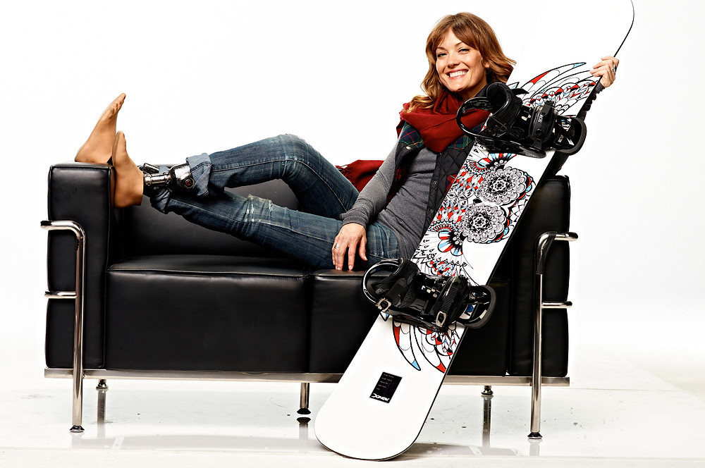 Amy Purdy from https://i.pinimg.com