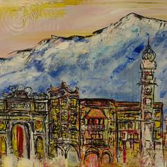 Innsbruck abstrakt