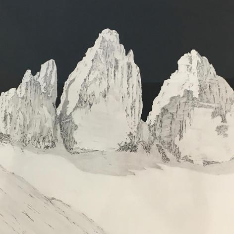 Drei Zinnen 2999 m (Sextner Dolomiten/ Südtirol I)