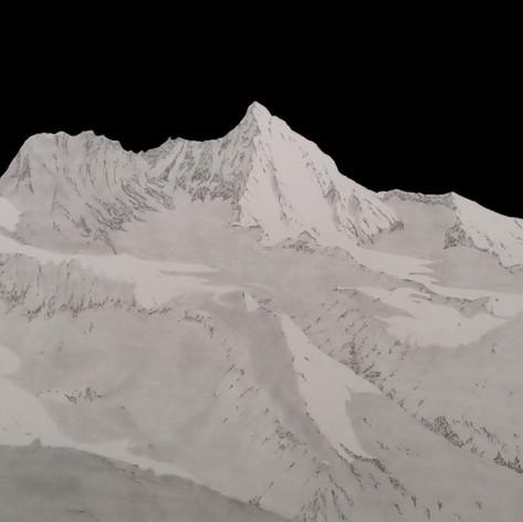 Großglockner 3798 m (Hohe Tauern/ Osttirol A)