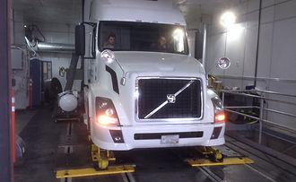 ESW America Heavy-Duty Chassis Dynamometer
