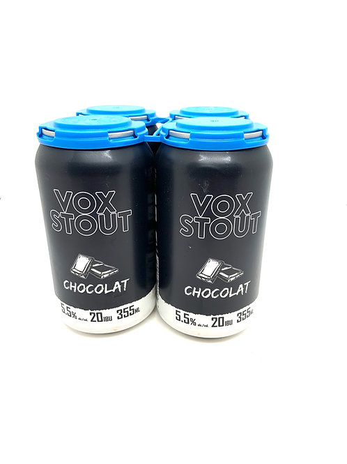 Vox Stout - Chocolat