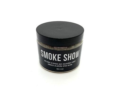 Smoke Show - Mélange d'épices au Jalapeno Fumé