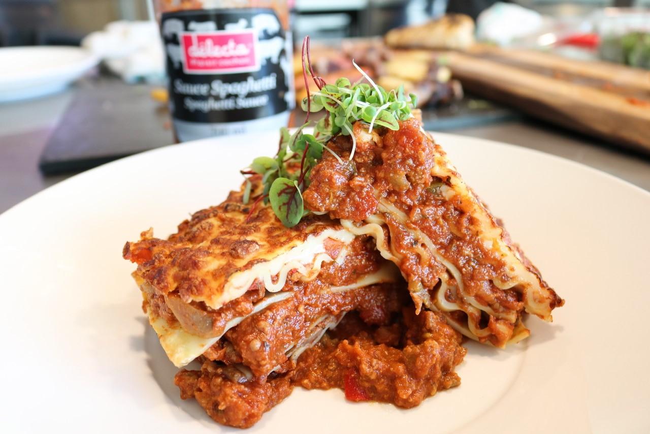 fond lasagne