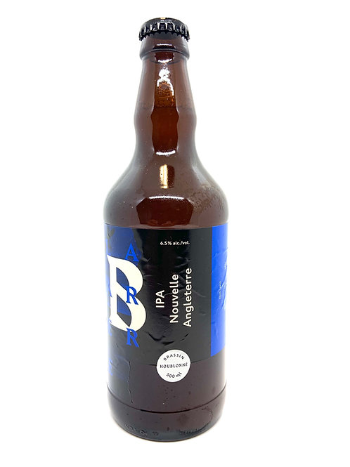 Barberie - IPA Nouvelle-Angleterre