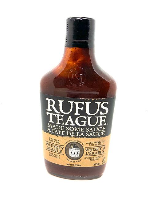 Rufus Teague - Whisky à L'érable