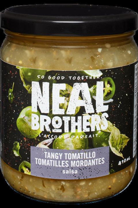 Neal Brothers Salsa - Tomatilles Mordantes