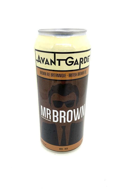 Avant-Garde - Mr Brown - Brown Ale Britannique