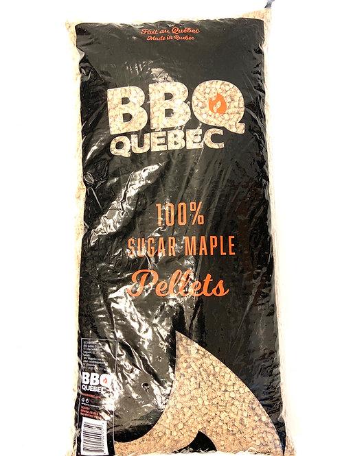 BBQ Québec Granules - Bois d'érable à sucre