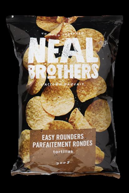 Neal Brothers croustilles - Parfaitement Rondes