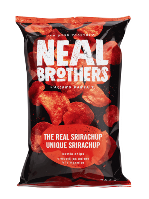 Neal Brothers croustilles - Unique Srirachup