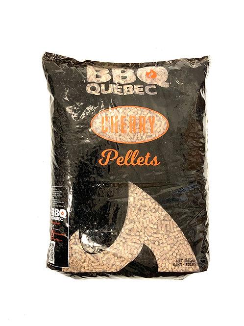 BBQ Québec Granules - Bois de Cerisier