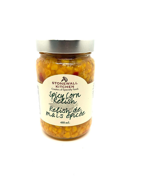 Stonewall Kitchen - Relish de Mais Épicée