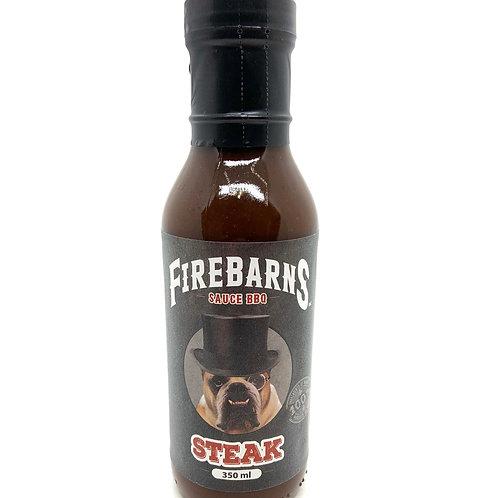 Firebarns - Sauce BBQ Steak