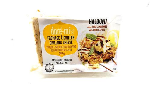 Doré-Mi - Fromage à Griller (Épices indiennes) 160g