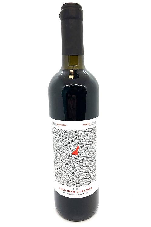 Fraîcheur du Fleuve - Vin Rouge