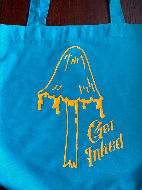 Get Inked - Tote Bag (multiple colour options)