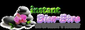 Instant Bien Etre - Spa et Beauté à Domicile - Logo