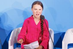 Greta Thunberg makes waves as youth climate activist